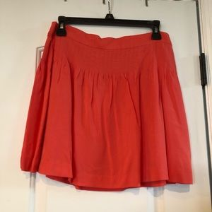 Coral GAP Skirt Size 4